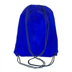 PROMO drawstring backpack,  blue