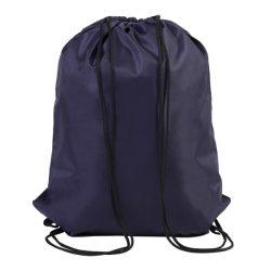 PROMO drawstring backpack,  dark blue