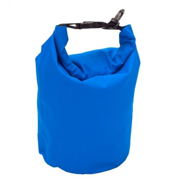 DRY INSIDE waterproof bag,  blue