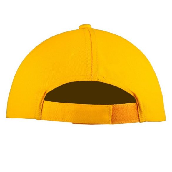 DUCKY cap,  yellow