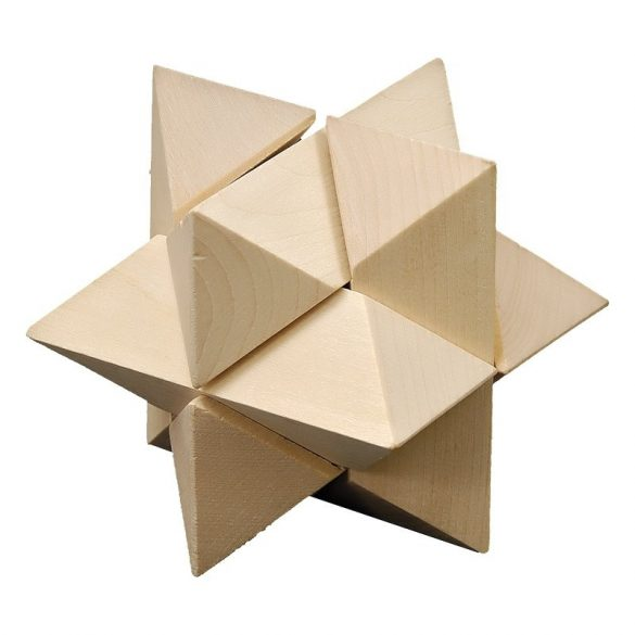 STAR puzzle,  natural