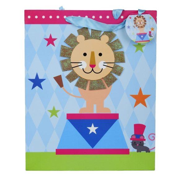 LION BAG Gift Bag,  multicolor