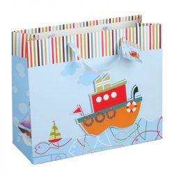 SHIP Gift Bag,  multicolor