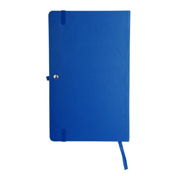 ASTURIAS notebook with squared pages 130x210 / 160 pages,  blue