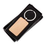 SELVA key ring,  brown