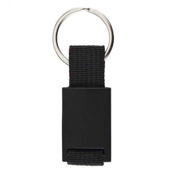 SWAG key ring,  black