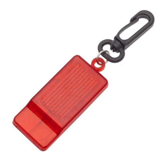 WHISTLE whistle,  red