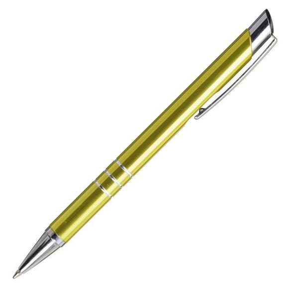 LINDO ballpoint pen,  yellow