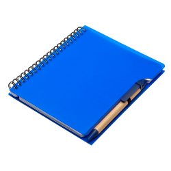 CURLY notebook,  blue
