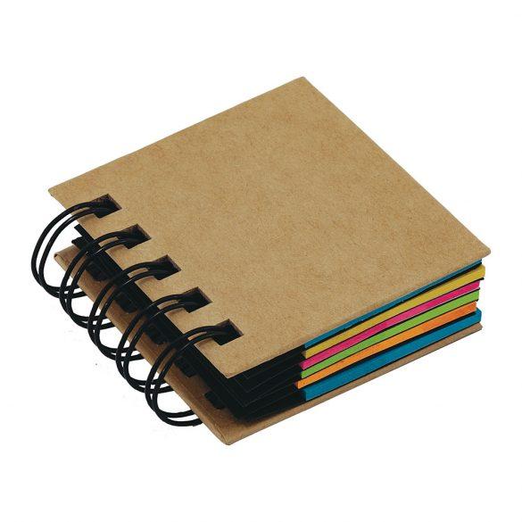 AVEIRO set of sticky notes,  beige