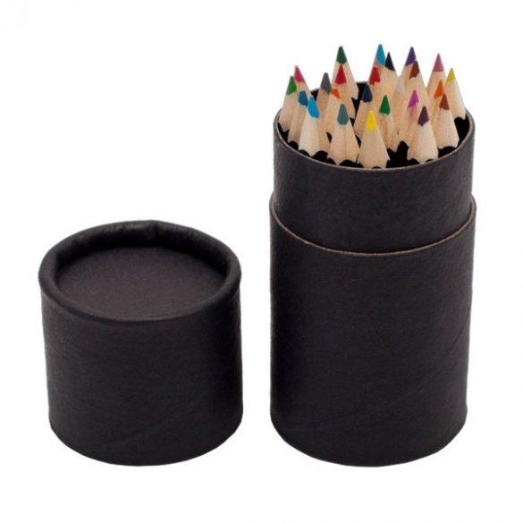 CRAYON 24 set of crayons,  black