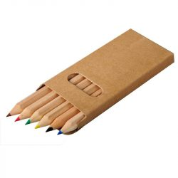 CRAYON SMALL set of crayons,  natural