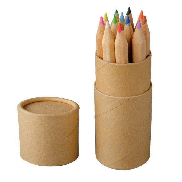 CRAYON 12 set of crayons,  natural
