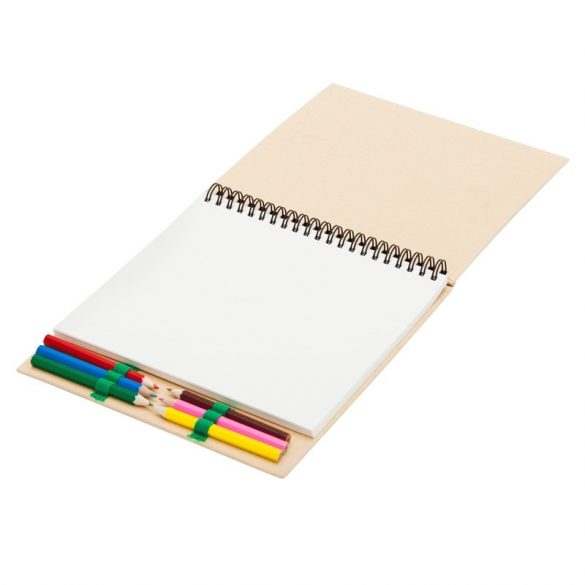 LOVELY drawing set,  beige