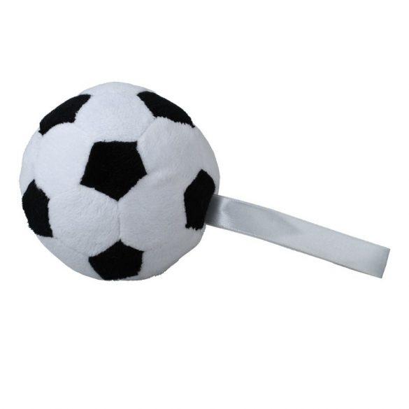 SOCCERBALL plush toy,  white/black