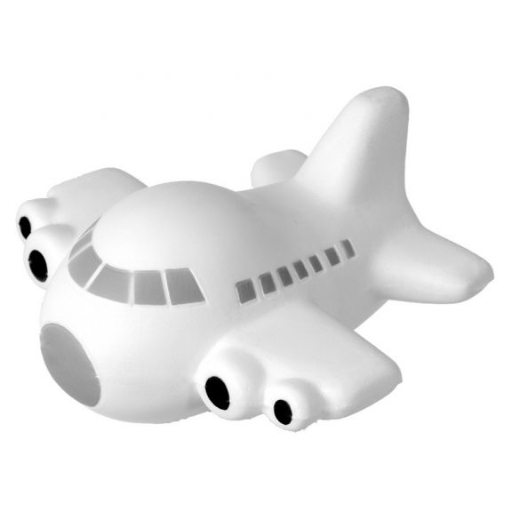 WING antistress toy,  white