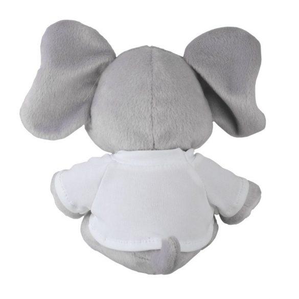 ELEPHANT plush toy,  grey