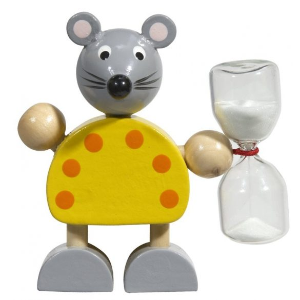 MOUSY toothbrush stand,  yellow