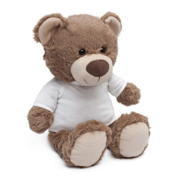 BIG TEDDY plush toy,  brown