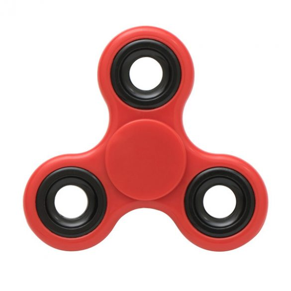 FIDGET spinner,  red