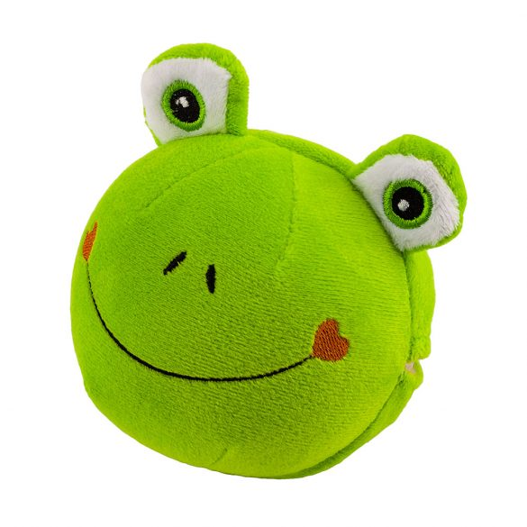 FROG&BEAR plush toy,  multicolor