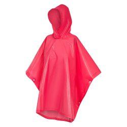 RAINBEATER children raincoat in a case, red