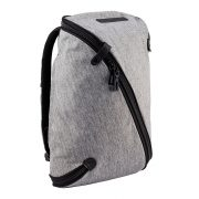 DIAGONAL backpack to the city,  grey