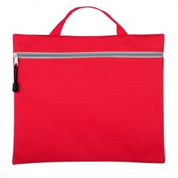 SAN VICENZO document bag,  red