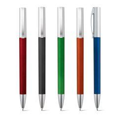 ELBE. Ball pen with metal clip