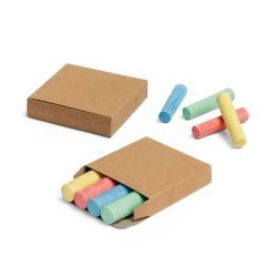 PARROT. Pack of 4 chalk sticks