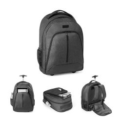 EINDHOVEN. Laptop trolley backpack 15'6''