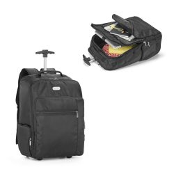 AVENIR. Laptop trolley backpack