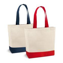 EDMONTON. 100% cotton canvas bag