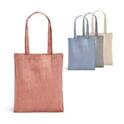 RYNEK. Recycled cotton bag