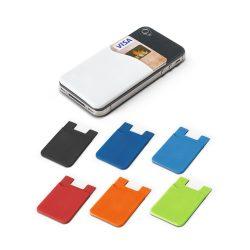 SHELLEY. Smartphone card holder