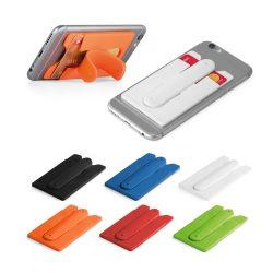 CARVER. Card holder and smartphone holder