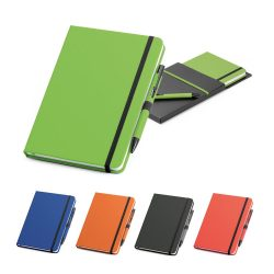 SHAW. Ball pen and notepad set