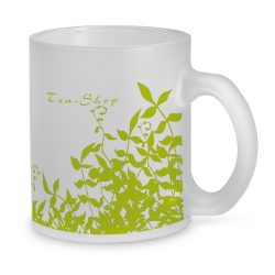 KENNY II. Glass mug 340 ml