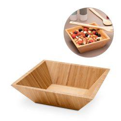 PEPPER. Bamboo salad bowl