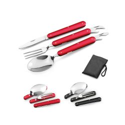 LERY. Stainless steel cutlery set