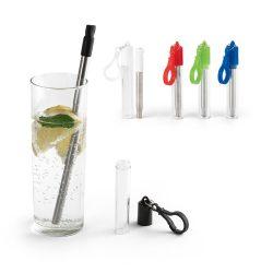 ZAMBA. Reusable straw kit