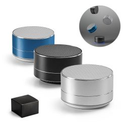 FLOREY. Portable speaker with microphone
