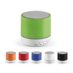 PEREY. Portable speaker with microphone
