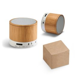 GLASHOW. Portable speaker with microphone