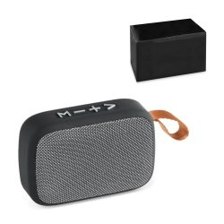 GANTE. Portable speaker with microphone