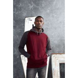 All We Do is AWJH009 Oxford Navy/Heather Grey S