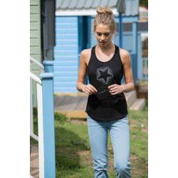 Just Ts JT015 Heather Black XS