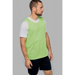 Proact PA042 Fluorescent Yellow/Sporty Royal Blue S/M