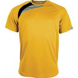 Proact PA437 Sporty Yellow/Black/Storm Grey 6/8