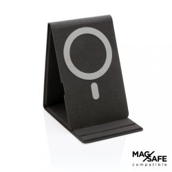 Artic Magnetic 10W wireless charging phone stand, black